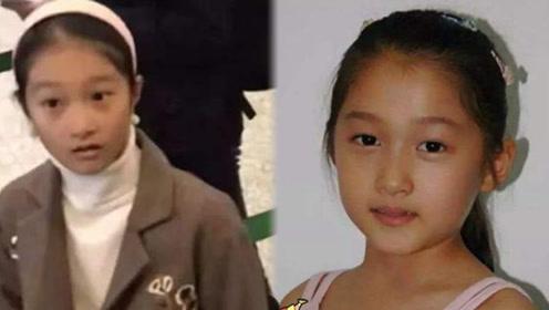 这是什么神仙撞脸?马伊琍女儿和关晓彤相似度达99%