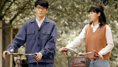 《大江大河》王凯暗恋程开颜,两人下班一起回家,王凯趁机向她表白
