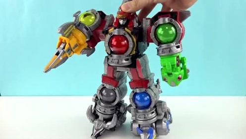 《橙子乐园在日本》超级飞侠有了新伙伴宇宙战队机器人,酷爆了