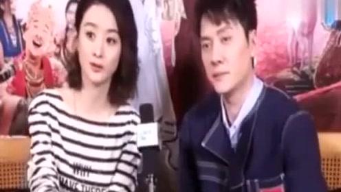 冯绍峰谈及未来称想多陪家人,看来赵丽颖真嫁对人了,为他们高兴