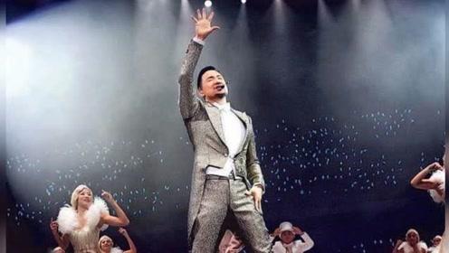 张学友带病连开219场演唱会破纪录 谈刘德华取消演唱会表示理解