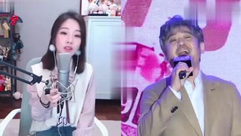 吴秀波也来挑战《生僻字》,你觉得他和冯提莫谁唱的好呢?