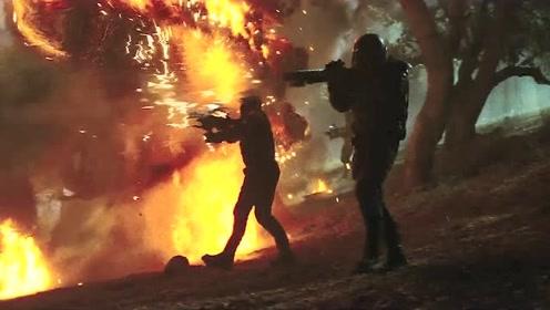 特种部队:这些人到底穿了什么铠甲,居然连子弹都打不进去!