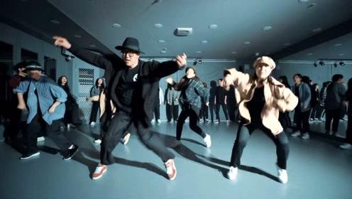 非常棒的Lock Kpop舞蹈课,Girlish老师编舞!