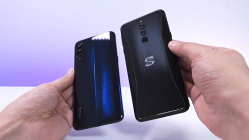 vivo iQOO深度评测:心为利剑身为鞘,旗舰手机中的游戏手机?