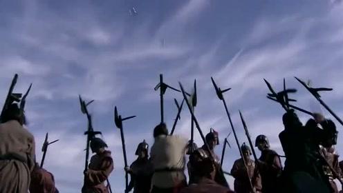 大秦帝国:秦献公前来支援渠梁,身中狼毒箭,生命垂危!