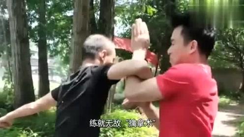 """小伙习武16年,练就无敌""""擒拿术"""":再牛的对手也可以一招撂倒"""