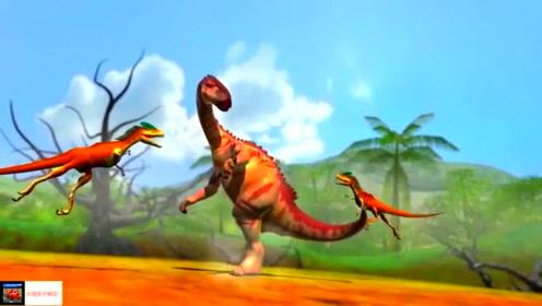 侏罗纪世界 恐龙世界 恐龙PK大赛第21集