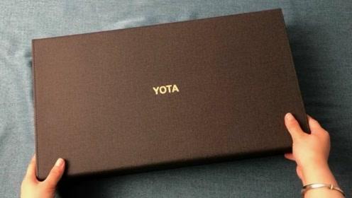 """1399买的""""俄罗斯专用机""""开箱,打开盒子那一瞬,这是手机?"""