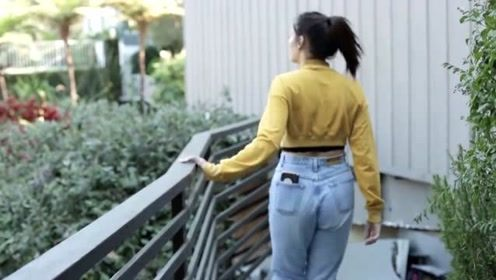 时尚百搭牛仔裤,超显女人魅力