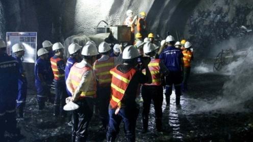 中国最难挖的隧道,11年掘进12公里!剩最后两公里预计今年贯通!