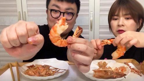 大虾中的法拉利?虾肉像拳头一样大!越南魔鬼虾到底什么味?