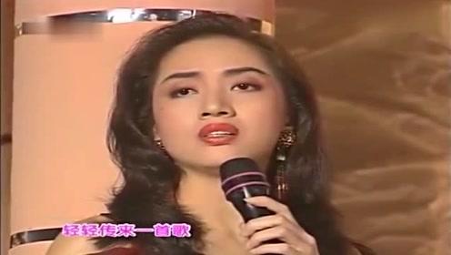 重温经典,梅艳芳和谭咏麟合唱的《明天你是否依然爱我》,太好听了