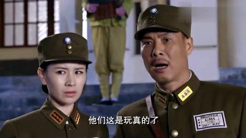 姑娘找军官小伙比武,只要能打赢自己,就答应嫁给他