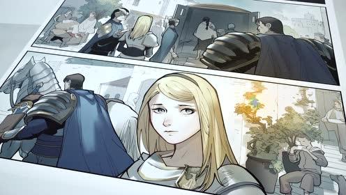 英雄联盟:拉克丝|漫画系列预告