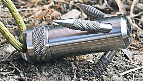 野外遇到危险别怕,有了这4个小工具,可以帮你生存下来