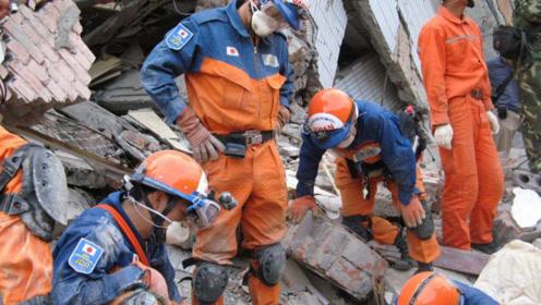 汶川地震时,日本救援队碰巧迷路了?专家:这些人的话不要信