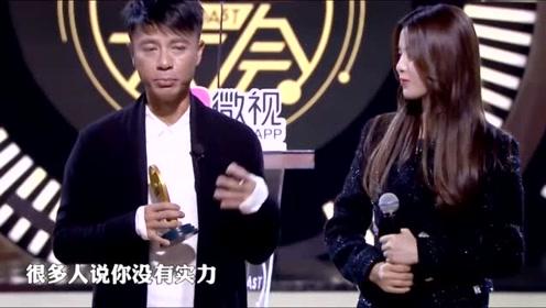 李克勤拿奖后竟给主咖杨超越上起课来了,张绍刚:你在这说啥呢?