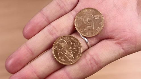 出门一定要带几枚硬币,可惜知道的人太少,赶紧试试别出糗