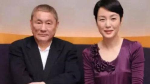 北野武与妻子正式离婚 出轨不断却仍然风生水起