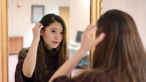 镜中自我比真人好看30%?照片里却不会有这种情况,涨知识了!