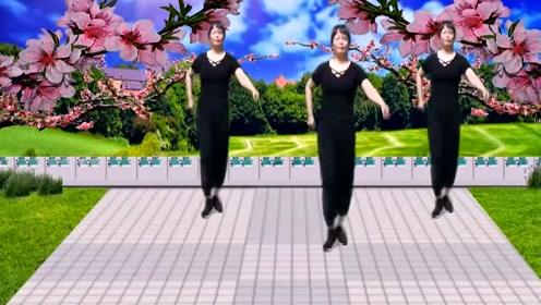 原创动感步子舞《喜欢跳迪斯科》,零基础步舞,适合初学者