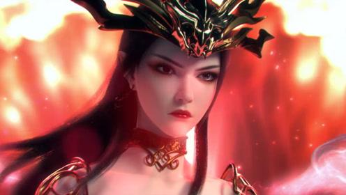 最新《斗破苍穹》本月来袭,异火现世,看美杜莎女王涅槃而生