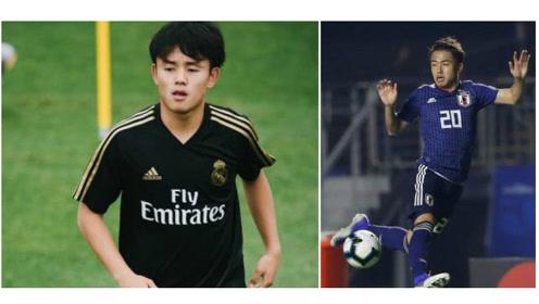 效力巴萨皇马只是开始 日本足球野心要在2050世界杯冲冠