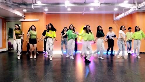 瓜瓜老师 舞蹈教学《Lil Mama》  jacee编舞