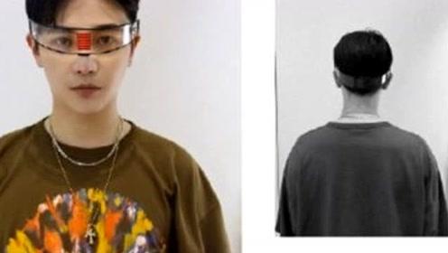 孙坚分享双面墨镜最新穿搭,会穿还会拍的小哥哥谁不爱?