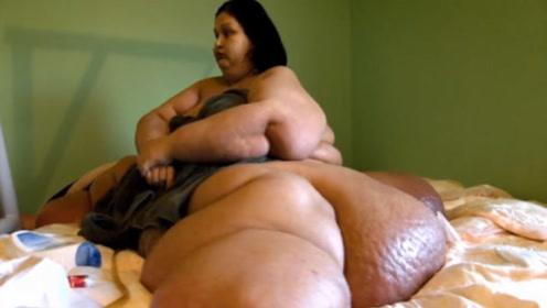 女子体重1030斤被丈夫抛弃,减肥800斤后的样子简直太惊艳