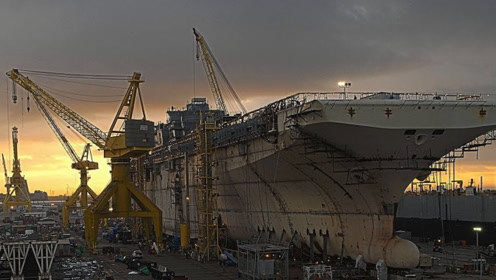 """新一轮的""""闭关锁国""""?美今后造船只能用自家部件,是利大于弊吗"""