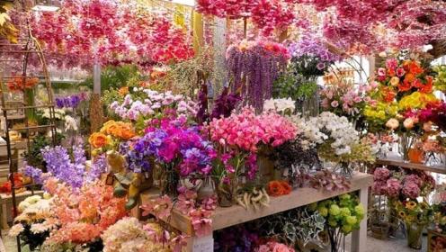 十大吉祥花卉,你买过几种?