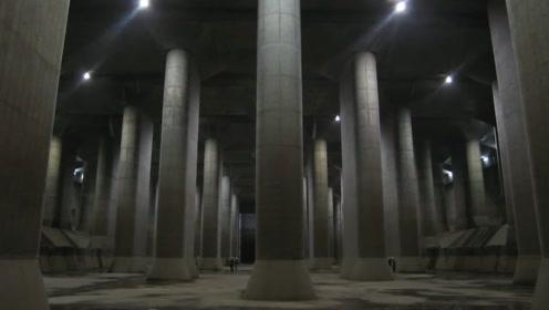这里的下水道大的像宫殿,还成为了特色景点