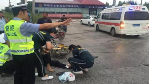 发生交通事故撞到人,车主是否要先垫付医药费?老司机:后患无穷