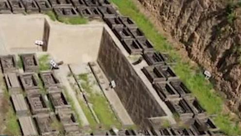 陕西发现神秘古墓,寸草不生,挖开后专家直接吓哭