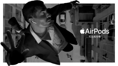AirPods - 弹跳 - Apple