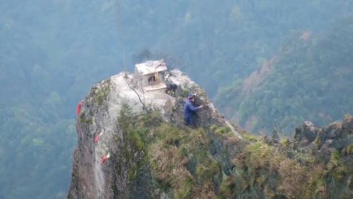 """中国最危险的上香地,被誉为""""天下第一香"""",无数人在这里葬生"""