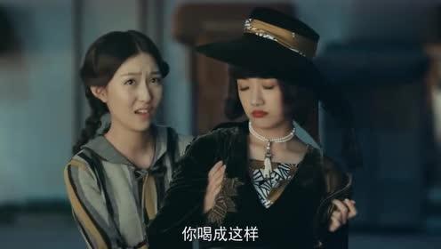烈火军校:顾燕帧想送谢襄回去,谁知谢襄竟把他推给了曲曼婷!