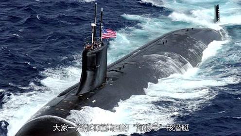 军事强国再超神,最强核潜艇海面曝光,外媒:战神级!