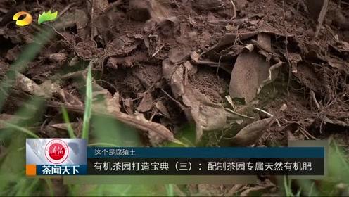 有机茶园打造宝典(三):配制茶园专属天然有机肥