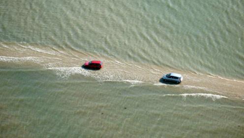 """世上最危险""""疯狂公路""""!一路飙车才能通过,老司机不敢轻易尝试"""