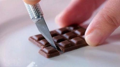 """世界上最""""变态""""巧克力,无人能吃完一块,老外不信肠子都悔青了"""