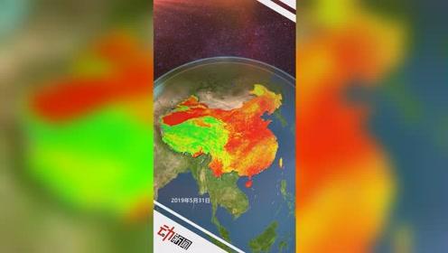 中国夏天有多热? 118年全国气温曲线,15个城市排名都在这
