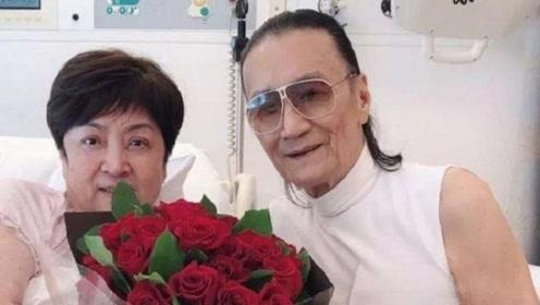 谢贤将和71岁前妻复合?他曾深情告白对方:我现在还爱着你