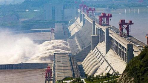 美国最牛的水利工程,它和中国三峡大坝有多大差距?网友:自豪