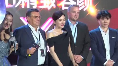 """秦岚解锁健康美丽秘籍 """"内外兼修""""魅力十足"""