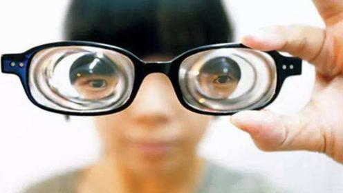 如果近视的人经常不戴眼镜,会有什么后果?看完长见识了