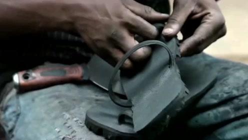 轮胎做成鞋?中国来的废轮胎,在非洲变成了人手一双的爆款潮鞋