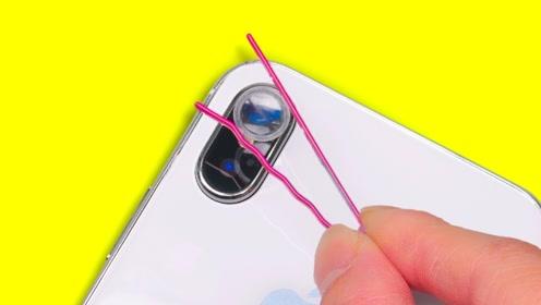3个手机拍照小妙招,方法简单又实用,实在太漂亮